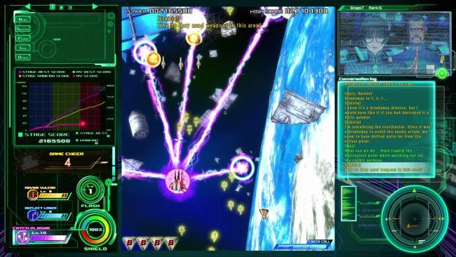 Raiden V: Director's Cut - Screenshots - Bild 8
