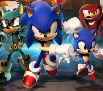 Sonic Forces - Test