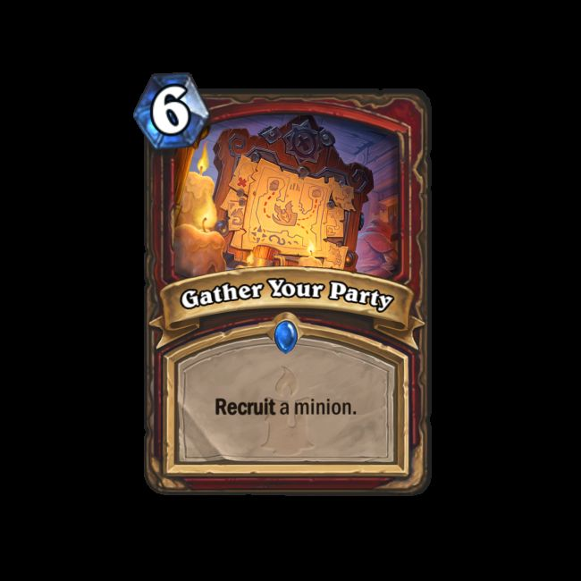 Hearthstone: Kobolds & Catacombs - Screenshots - Bild 19