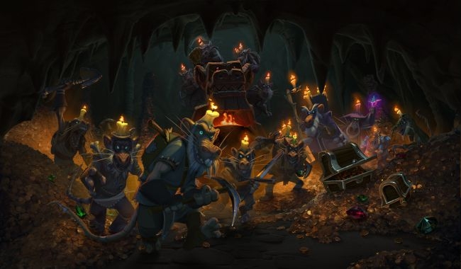 Hearthstone: Kobolds & Catacombs - Screenshots - Bild 4