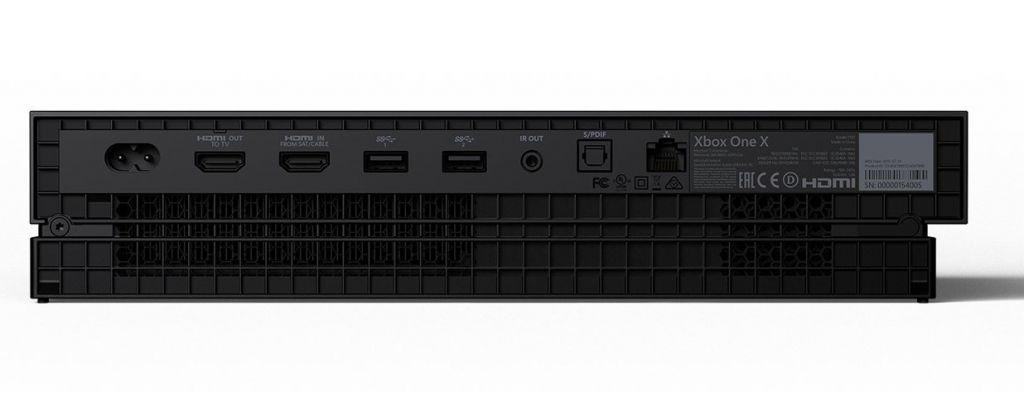 xbox one x die konsole im gro en test spiele hardware. Black Bedroom Furniture Sets. Home Design Ideas