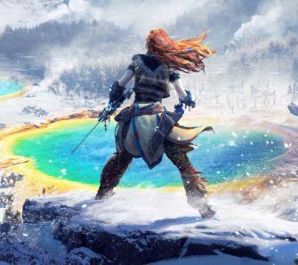 Horizon: Zero Dawn – The Frozen Wilds - Preview