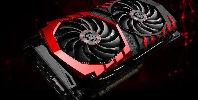 MSI GeForce GTX 1070 Ti Gaming 8G - Test