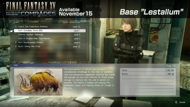 Final Fantasy XV - Screenshots - Bild 11