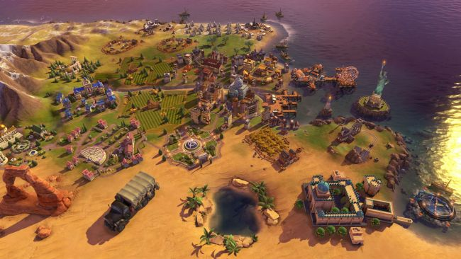Sid Meier's Civilization VI: Rise and Fall - Screenshots - Bild 2