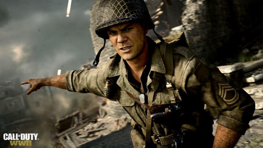 Call Of Duty: WW2 versucht, Dinge zu glätten