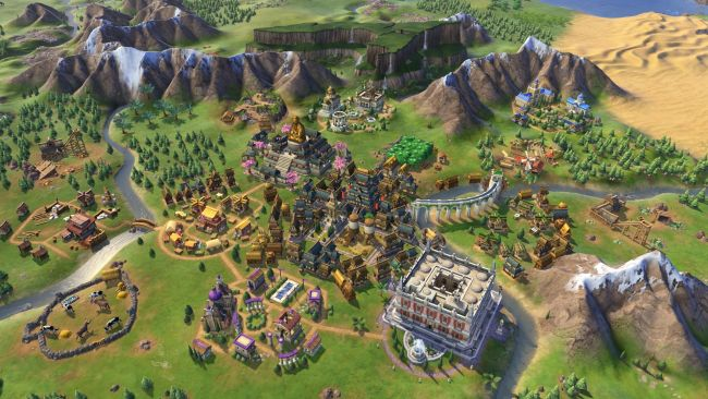 Sid Meier's Civilization VI: Rise and Fall - Screenshots - Bild 1
