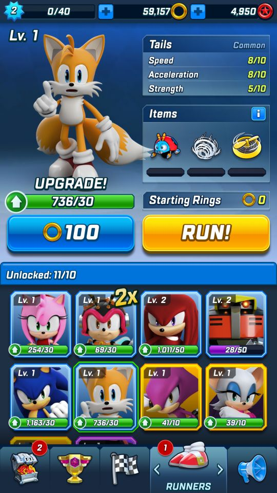 Sonic Forces: Speed Battle - Screenshots - Bild 7