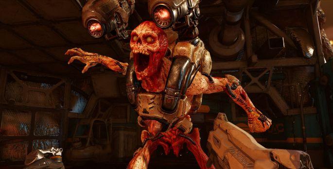Doom VFR - Test