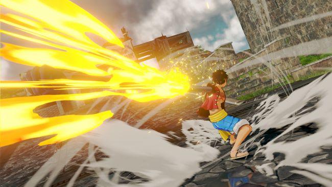 One Piece: World Seeker - Screenshots - Bild 3