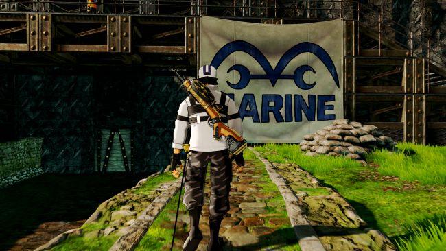 One Piece: World Seeker - Screenshots - Bild 2