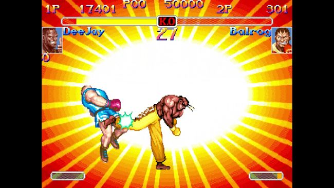 Street Fighter: 30th Anniversary Collection - Screenshots - Bild 15