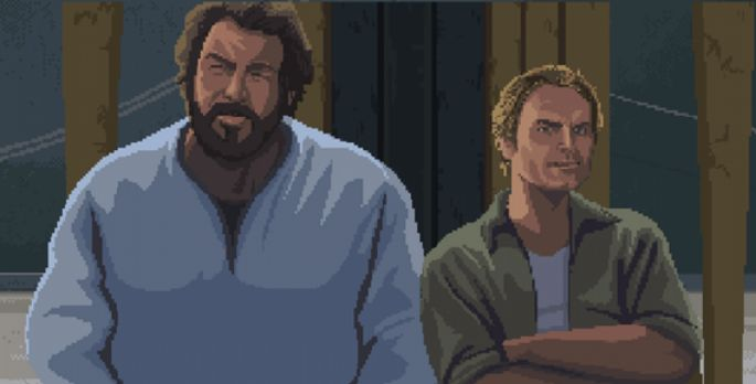Bud Spencer & Terence Hill: Slaps and Beans - Preview