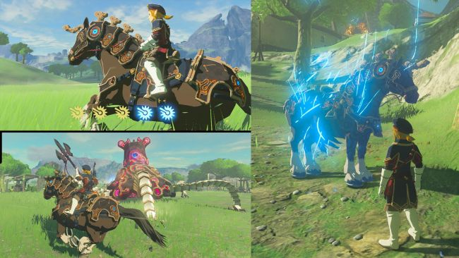 The Legend of Zelda: Breath of the Wild - Screenshots - Bild 17