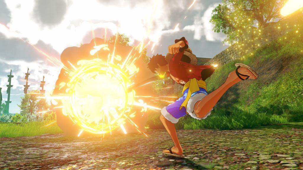 One Piece World Seeker offiziell angekündigt