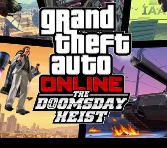 GTA 5: The Doomsday Heist - Preview