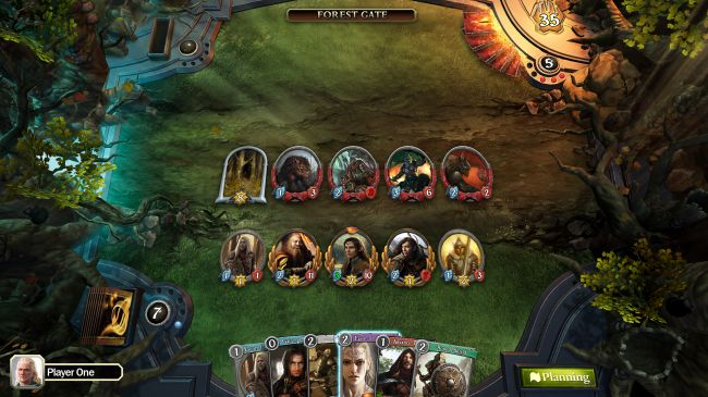 The Lord of the Rings: The Living Card Game - Screenshots - Bild 4