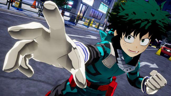 My Hero Game Project - Screenshots - Bild 4