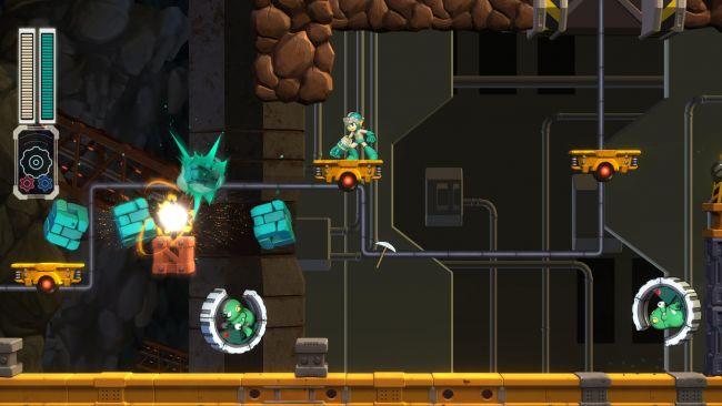 Mega Man 11 - Screenshots - Bild 9