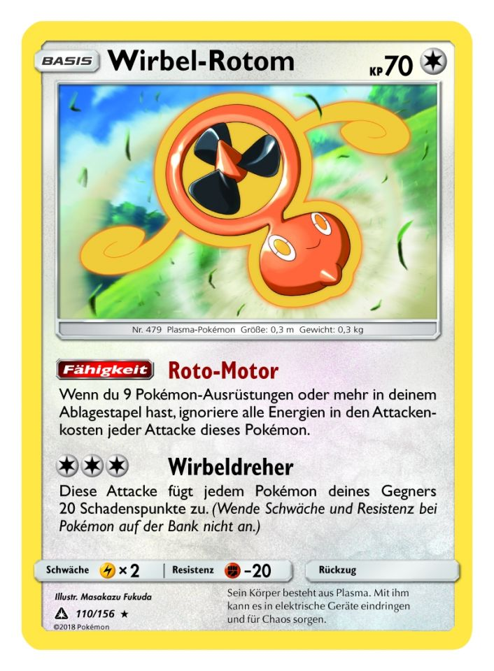 Pokémon TCG: Sonne & Mond: Exklusiver Blick auf sechs Karten der ...