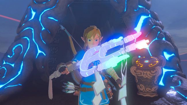 The Legend of Zelda: Breath of the Wild - Screenshots - Bild 1