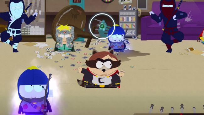 South Park: Die rektakuläre Zerreißprobe - Screenshots - Bild 1