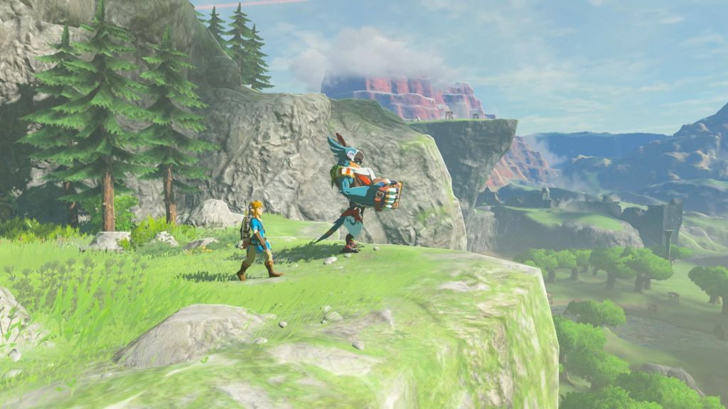 Zelda Breath Of The Wild Dlc Die Ballade Der Recken Hyrule Ist