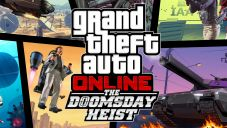 GTA 5: Doomsday Heist - Screenshots