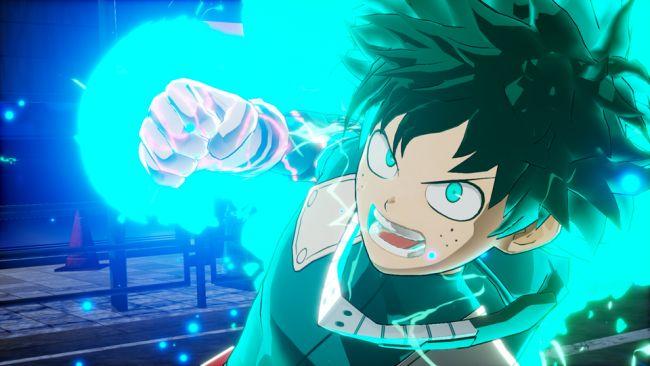 My Hero Game Project - Screenshots - Bild 8