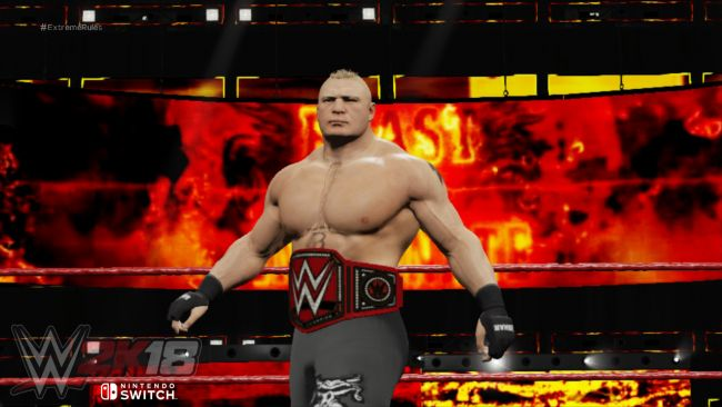WWE 2K18 - Screenshots - Bild 1