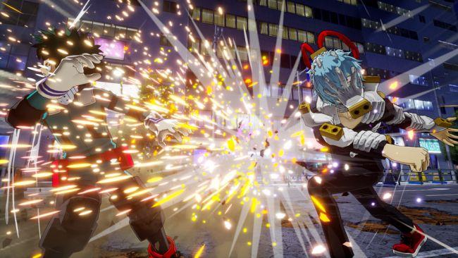 My Hero Game Project - Screenshots - Bild 3