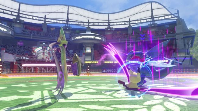 Pokémon Tekken DX - Screenshots - Bild 15