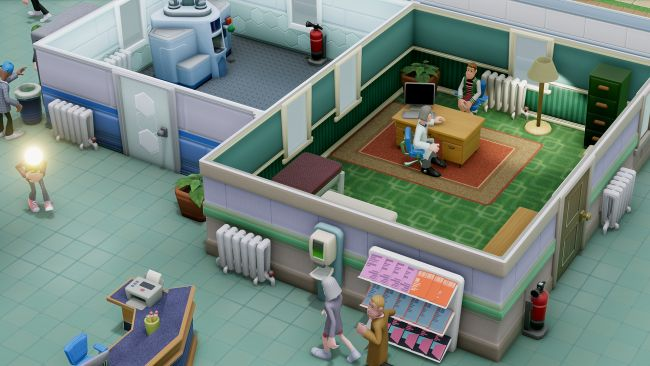 Two Point Hospital - Screenshots - Bild 1
