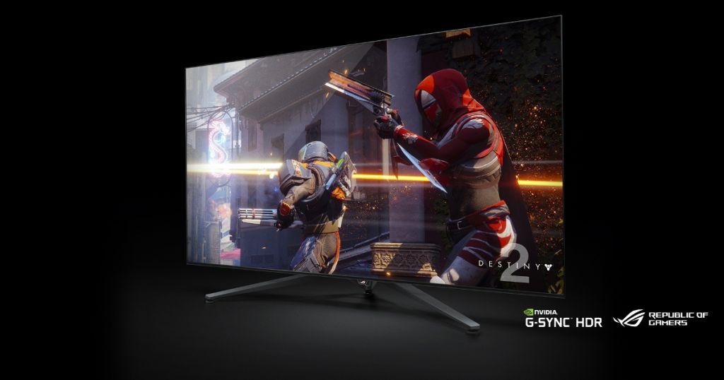 BFGD: Nvidia präsentiert Gaming-Monitore mit 65 Zoll
