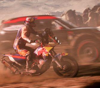 Dakar 18 - Test