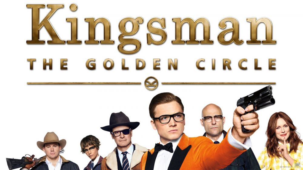 Kingsman: The Golden Circle - Kampagne