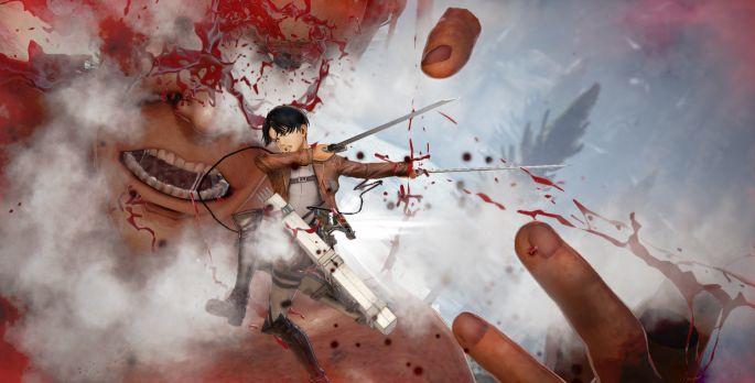 A. O. T. 2: Attack on Titan 2 - Preview