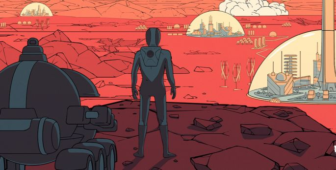 Surviving Mars - Test