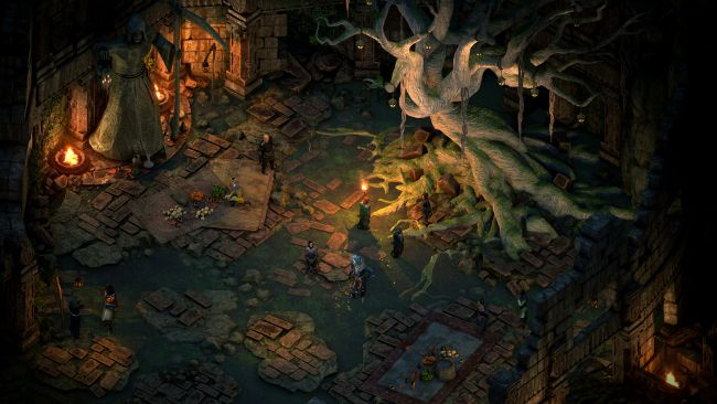 Pillars of Eternity II: Deadfire - Screenshots - Bild 1