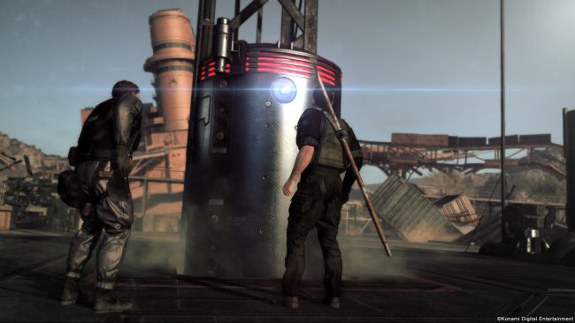 Metal Gear Survive - Screenshots - Bild 8