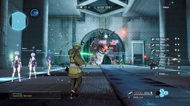 Sword Art Online: Fatal Bullet - Screenshots - Bild 1