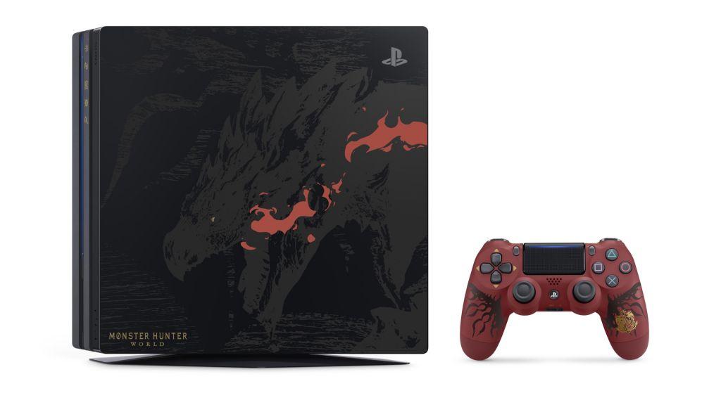 Xbox One X- & PS4 Pro-Unterstützung für Monster Hunter: World
