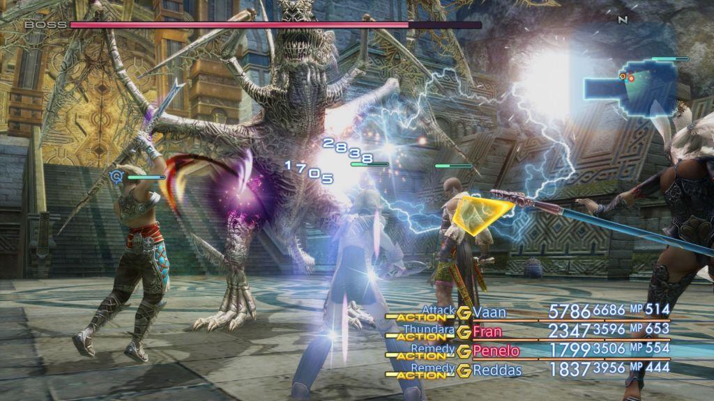Alle Charaktere und Esper im Überblick- Dissidia Final Fantasy NT