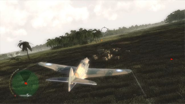 Flying Tigers: Shadows Over China - Screenshots - Bild 8