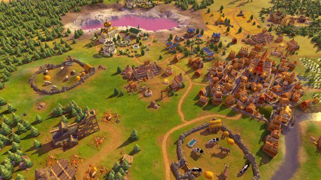 Sid Meier's Civilization VI: Rise and Fall - Screenshots - Bild 1