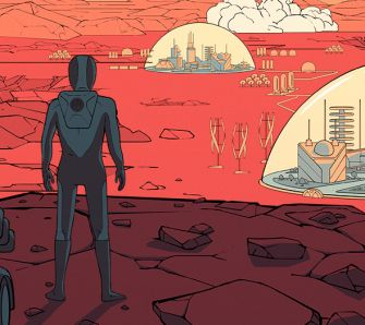 Surviving Mars - Test