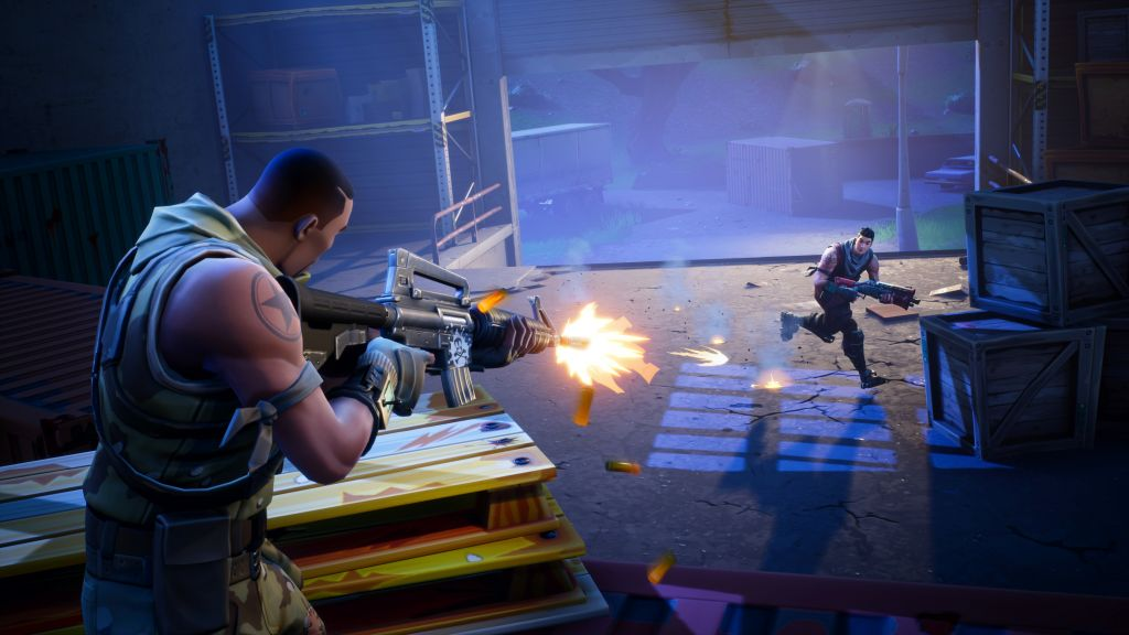 Fortnite Battle Royale Neues Feature Nun Auch Fur Xbox One