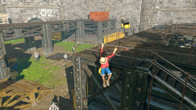 One Piece: World Seeker - Screenshots - Bild 4