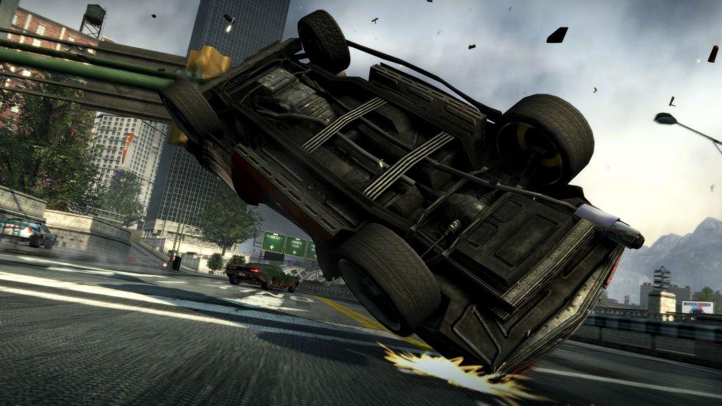 Burnout Paradise Remastered für PS4 und Xbox One