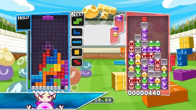 Puyo Puyo Tetris - Screenshots - Bild 4